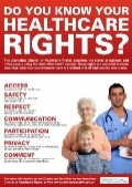 The Australian Charter of Healthcare Rights